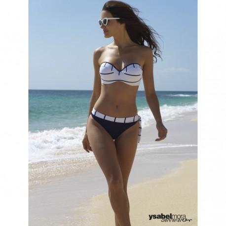 Ysabel Bandeau Mora Bikini 81047 R5Aj3L4